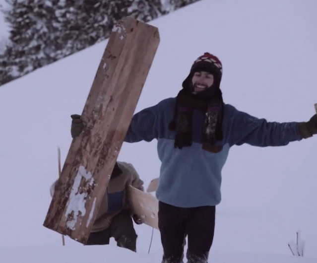 Video: The Unlinked Heritage of Snowboarding